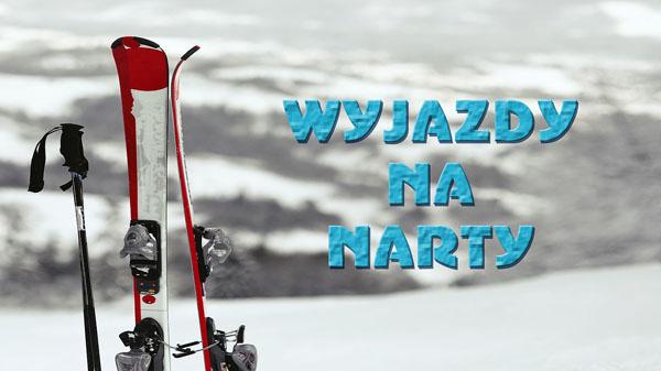 Wyjazd na narty dla uczniów