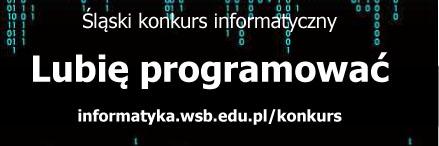 I Śląski konkurs informatyczny