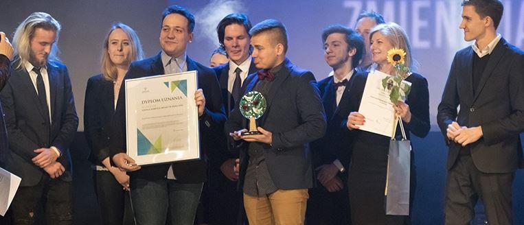Gala Dobrych Inicjatyw 2018