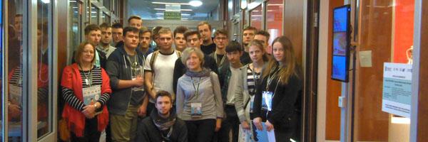 Wyjazd naukowy na Politechnikę Śląską do Gliwic