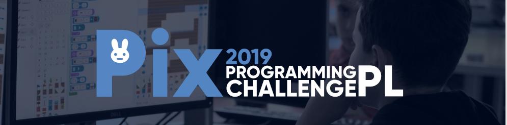 Znalezione obrazy dla zapytania pix programing challenge