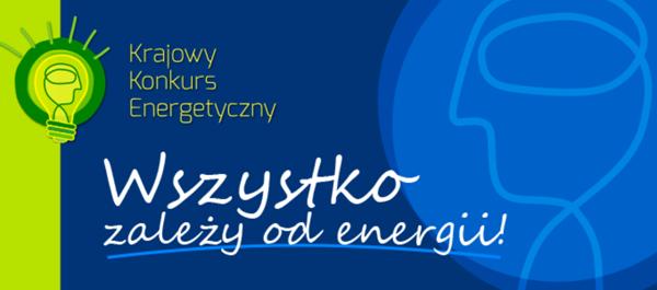 Wyróżnienie specjalne w Krajowym Konkursie Energetycznym