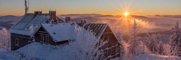 Wyjazd Koła Turystyki Górskiej na Wielką Raczę