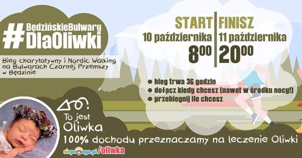 Maleńka Oliwka - pomocy!