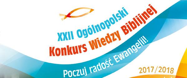 Ogólnopolski Konkurs Wiedzy Biblijnej